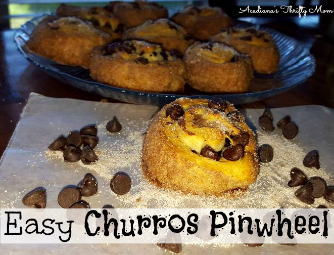 churro pinwheel