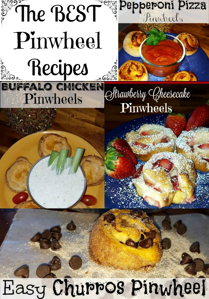 pinwheel recipes