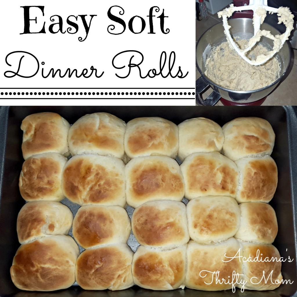 dinner roll Collage