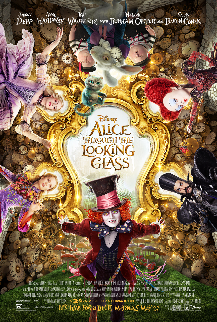 Follow Me Through The Looking Glass to LA #ThroughTheLookingGlassEvent