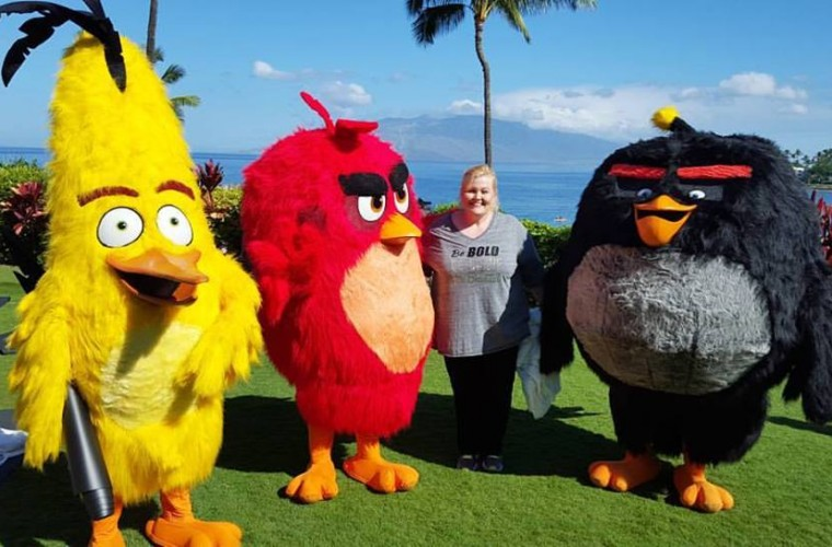 angry birds me