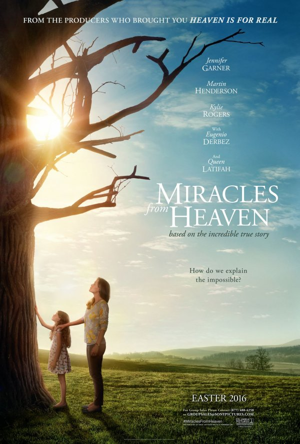 Miracles From Heaven Debuts on Digital June 21 #MiraclesFromHeaven