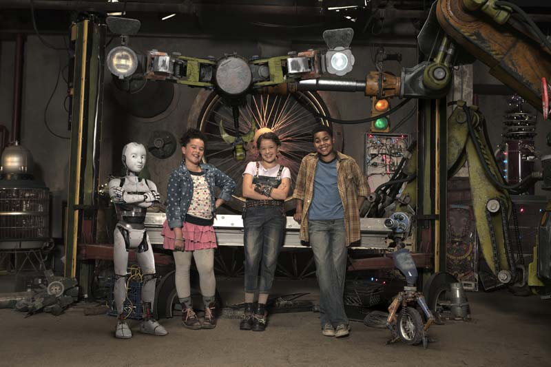 Amazon's Annedroids Is Back For Season 3