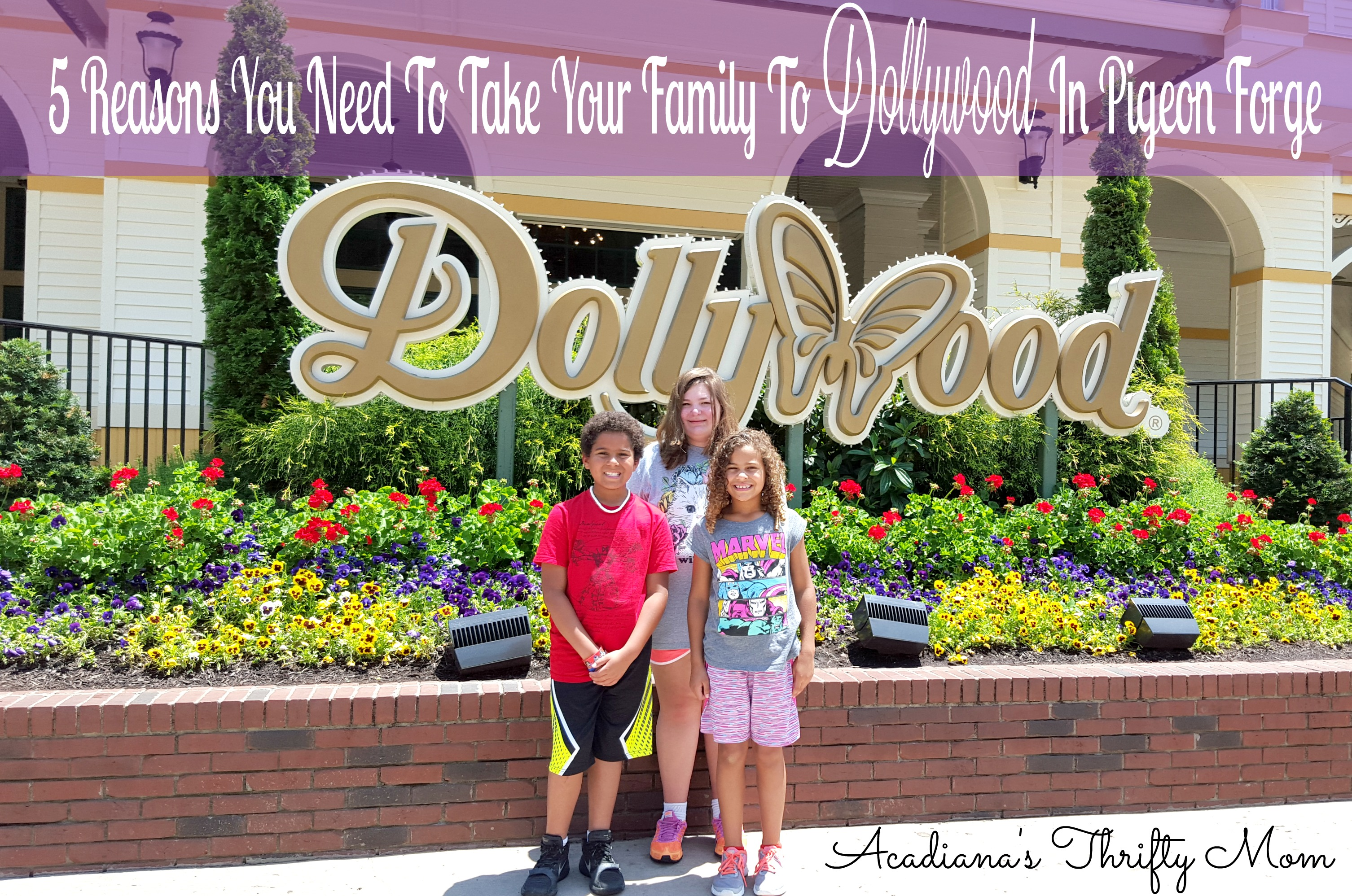 5 Reasons You Need To Take Your Family To Dollywood In Pigeon Forge