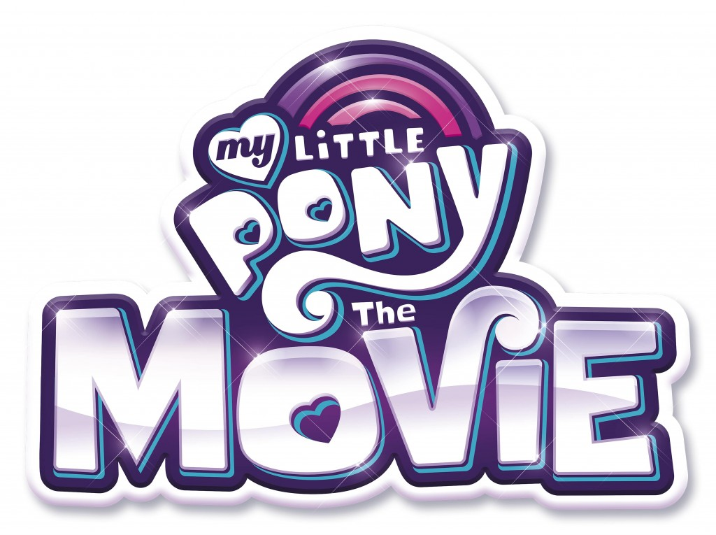 My Little Pony The Movie Logo Is Here #MyLittlePony