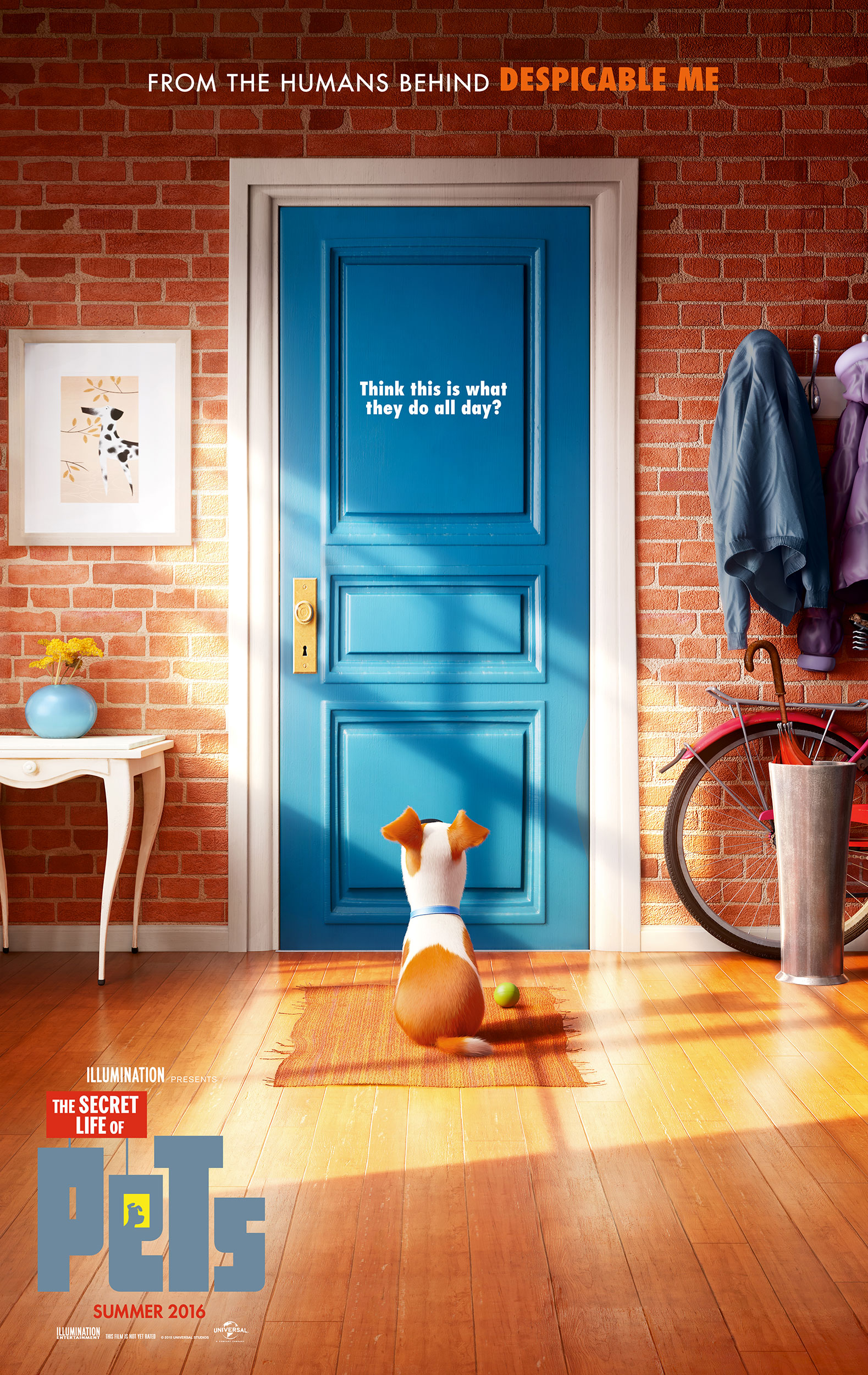 WIN a Family 4 Pack of Tickets to see The Secret Life Of Pets