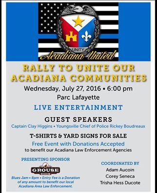 acadiana unity flyer