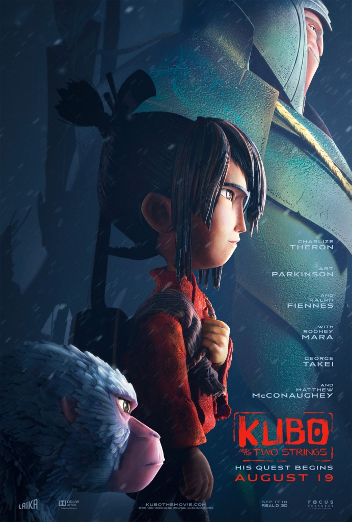 The Final Kubo and the Two Strings Trailer Is Here #KuboMovie