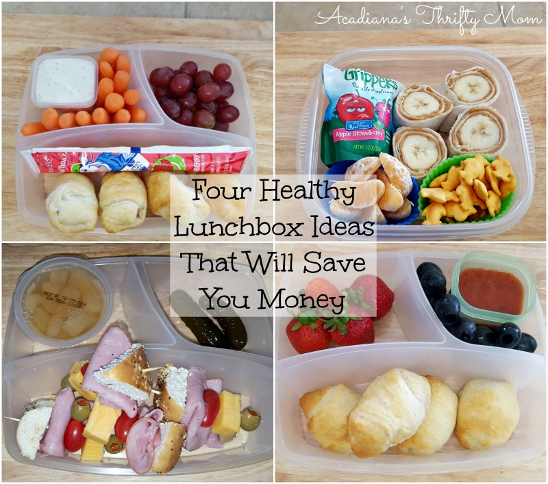 Four Healthy Lunchbox Ideas That Will Save You Money