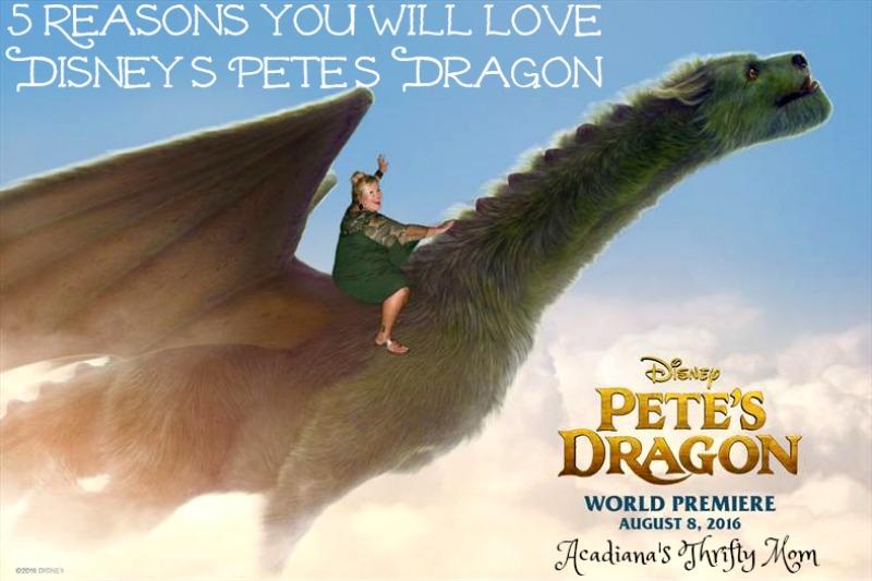 petes dragon me