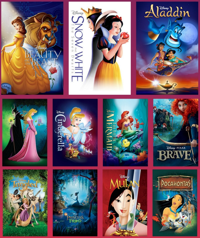 All Disney Songs List By Movie