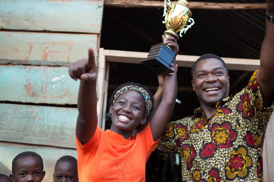 Let Disney's Queen of Katwe Inspire You #QueenOfKatwe