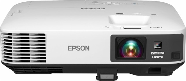Bring The Big Screen Home With Epson Ultra bright Home Theater Projector