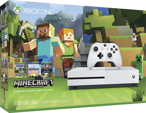Explore The Amazing World of Minecraft at Best Buy