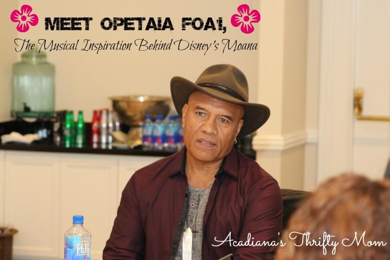 Meet Opetaia Foa'i, The Musical Inspiration Behind Disney's Moana #Moana