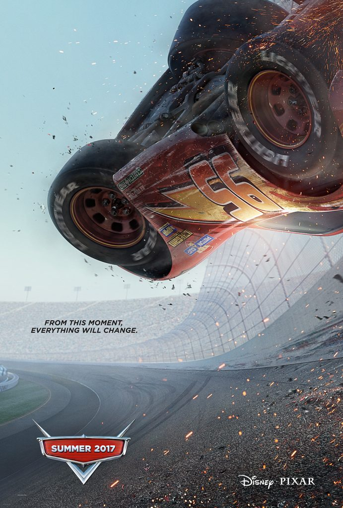 Owen Wilson, Cristella Alonzo and Armie Hammer Buckle Up for CARS 3 #Cars3
