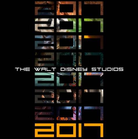 Walt Disney Studios Movie Release Schedule For 2017 #DisneyMovies