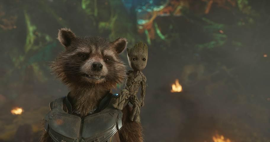 Extended Look At Guardians of The Galaxy Big Game Spot #GotGVol2