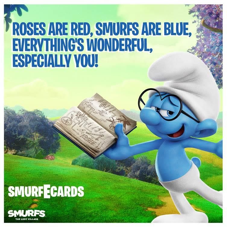 smurfs vday card2