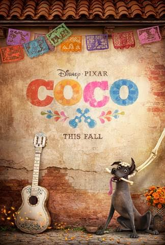 New Teaser Trailer Just Released For Disney·Pixar's COCO #Coco
