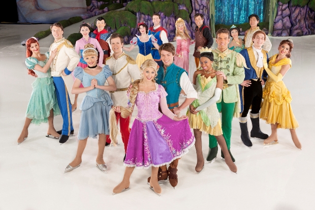 Tickets For Disney On Ice Presents Dare To Dream On Sale Now In Lafayette #DisneyOnIce #DaretoDream