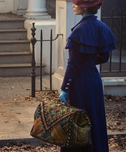 mary poppins first look