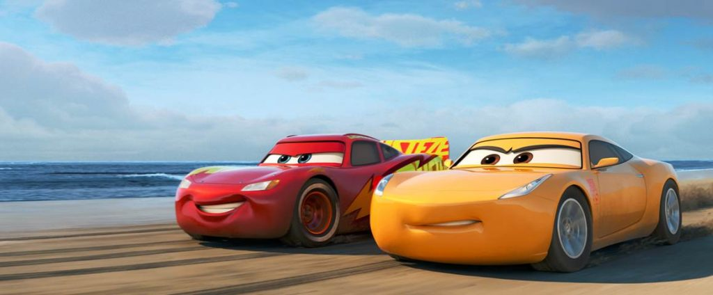 The New Trailer For Cars 3 Will Have You On The Edge Of Your Seat #Cars3