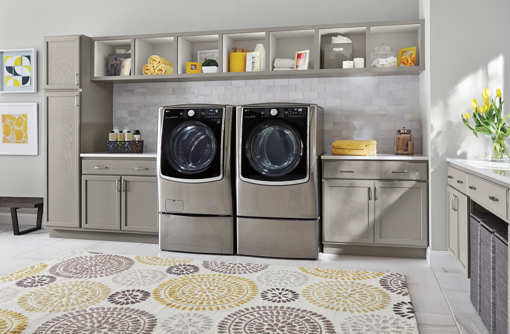 Simplify You Laundry with These LG Front Loaders from Best Buy