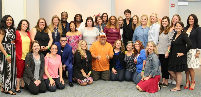 The Cars 3 Interview With Larry the Cable Guy, Nathan Fillion, Isiah Whitlock, Jr., and Lea DeLaria Kept Us Laughing #Cars3
