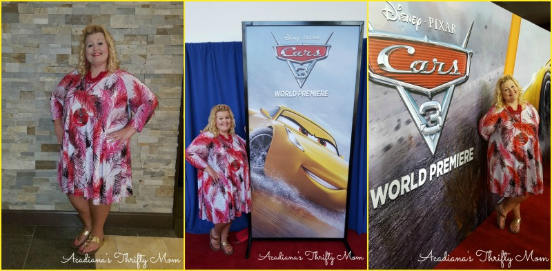 My Whirlwind Adventure Through The Cars 3 Red Carpet #Cars3