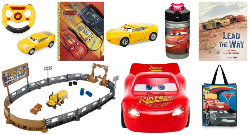 Keep The Fun Of Cars 3 Going When You Bring These Fun Toys Home #Cars3