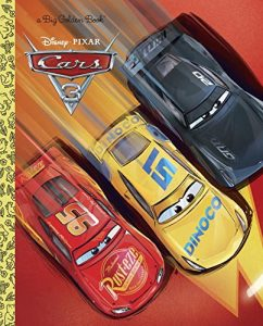 Get the Cars 3 Big Golden Book HERE!