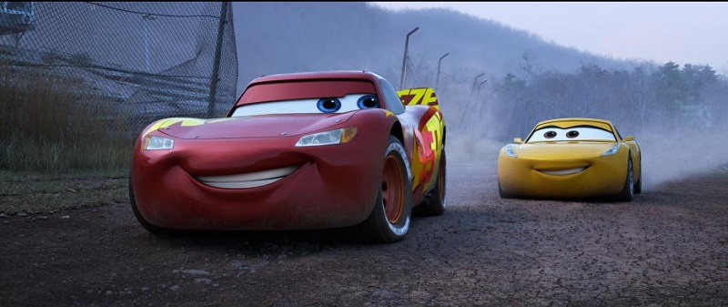 Director Brian Fee And Producer Kevin Reher Tell Us What Really Went On Behind The Scenes Of Cars 3 #Cars3