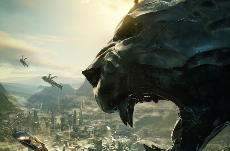 The New Black Panther Poster Is Out Along With Amazing New Images #BlackPanther