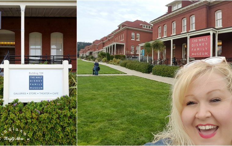 Walk With Me Through The Walt Disney Family Museum And The Creation Of The Lion King #Waltagram