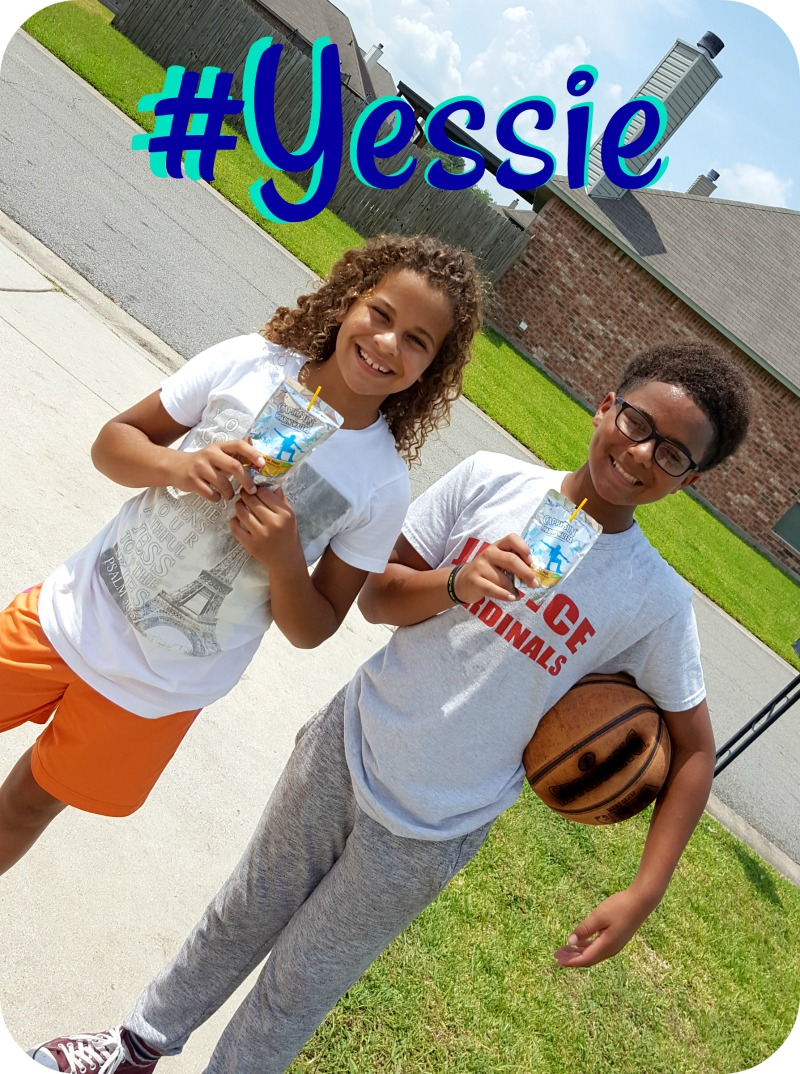 Have The Perfect Day For A Perfect #Yessie With Your Kids Today #WalmartCapriSun