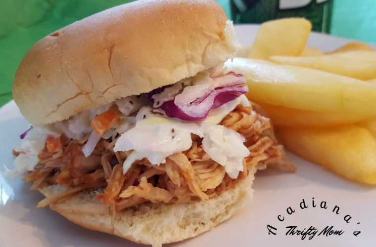 Get Ready For Game Day With These Cherry Dr Pepper® BBQ Chicken Sliders