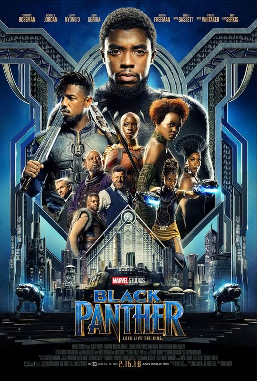 Get Ready! Marvel Studios' Just Released the New BLACK PANTHER Trailer and Poster #BlackPanther