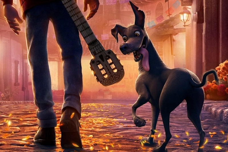 Dante From Coco Spirit Dog