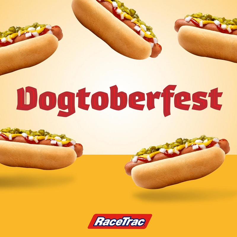 You Can Be A Dog Gone Winner With RaceTrac's Dogtoberfest #Dogtoberfest