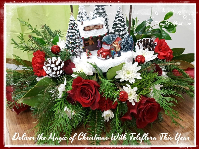 Teleflora Christmas 2019.Deliver The Magic Of Christmas With Teleflora This Year