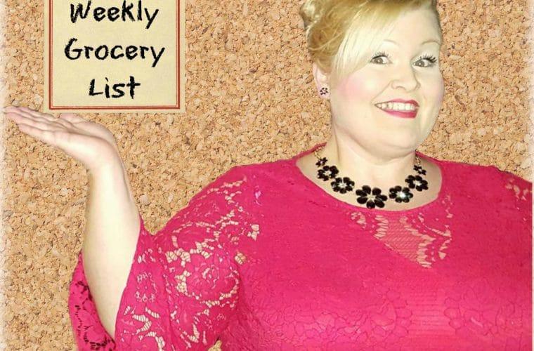 Acadiana's Grocery List