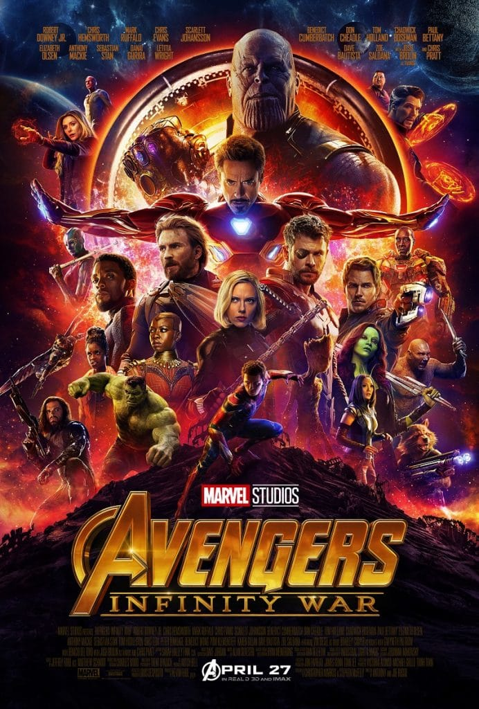 Marvel Studios Just Released The New Avengers Infinity War Trailer And Poster #InfinityWar