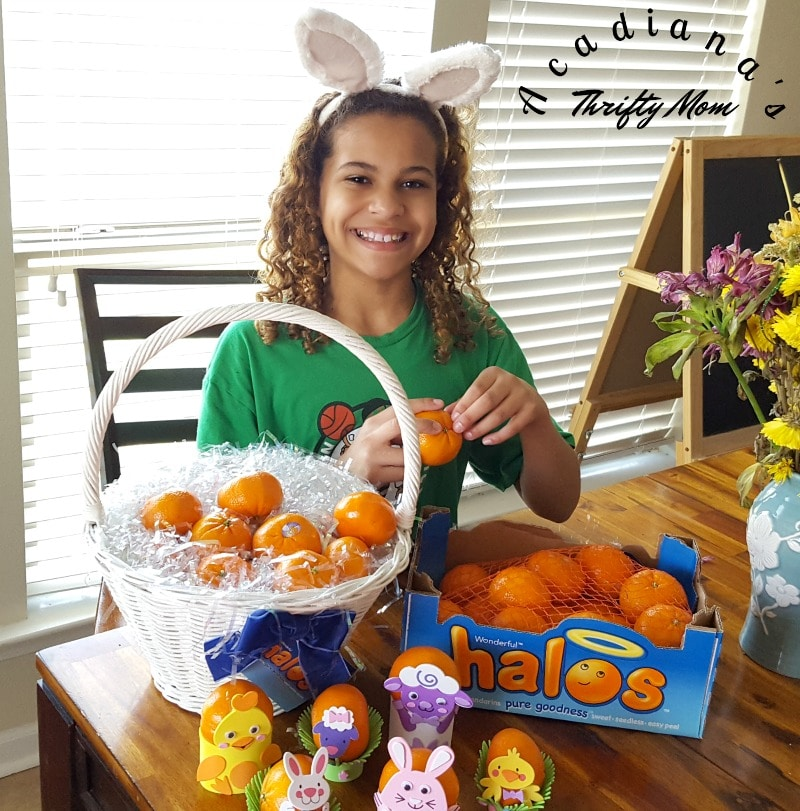 Swap Out Sugary Easter Treats With Wonderful Halos Your Kids Will Love