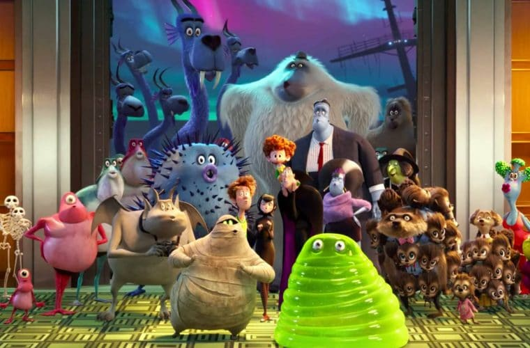 Will Drac Finally Find Love At Sea In Hotel Transylvania 3