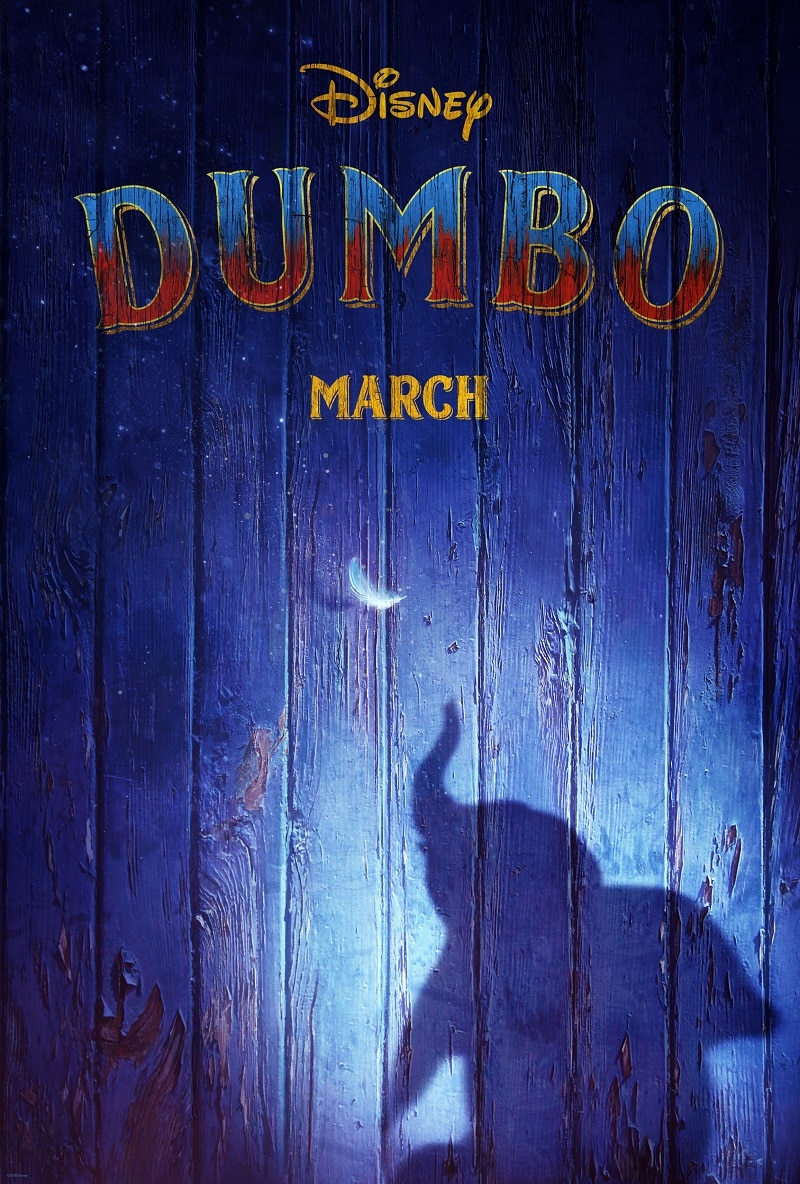 Disney's Live-Action Dumbo Teaser Trailer And Poster Are Precious To Me Sweet As Can Be