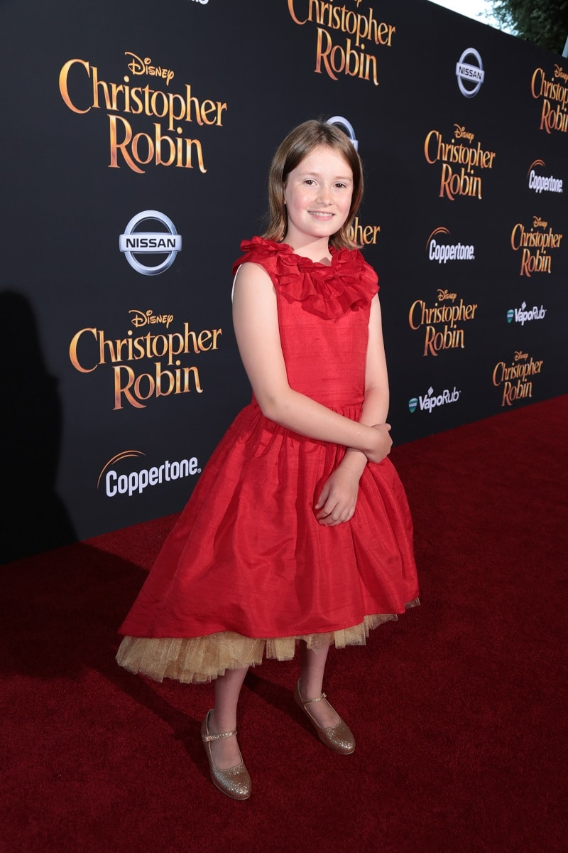 Disney's Christopher Robin Took Me Down The Red Carpet Into The Hundred Acre Wood