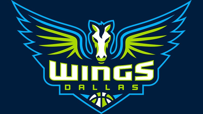 The WNBA Dallas Wings. An Inspiring Show Of Strength, Teamwork, and Athleticism
