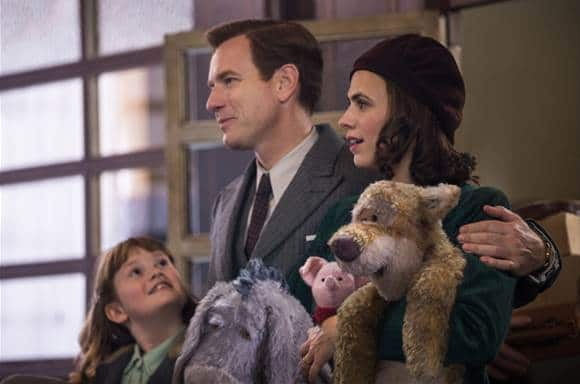 Ewan McGregor Tells Us How He Prepared For His Role As Christopher Robin