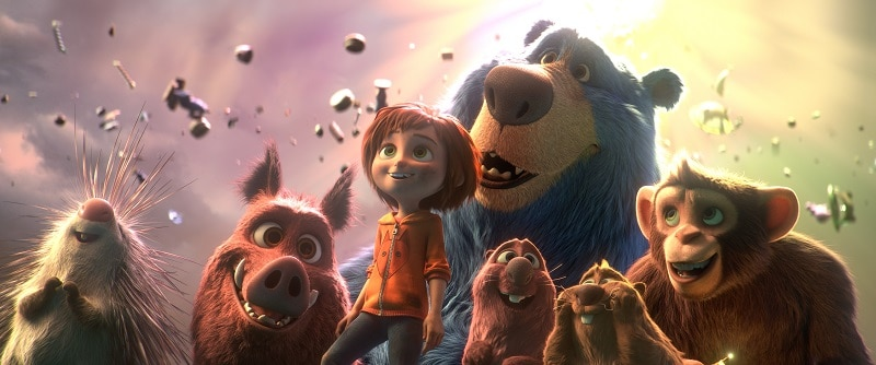 Be The First Of Your Friends To Experience Wonder Park With Their First Image And Teaser Trailer